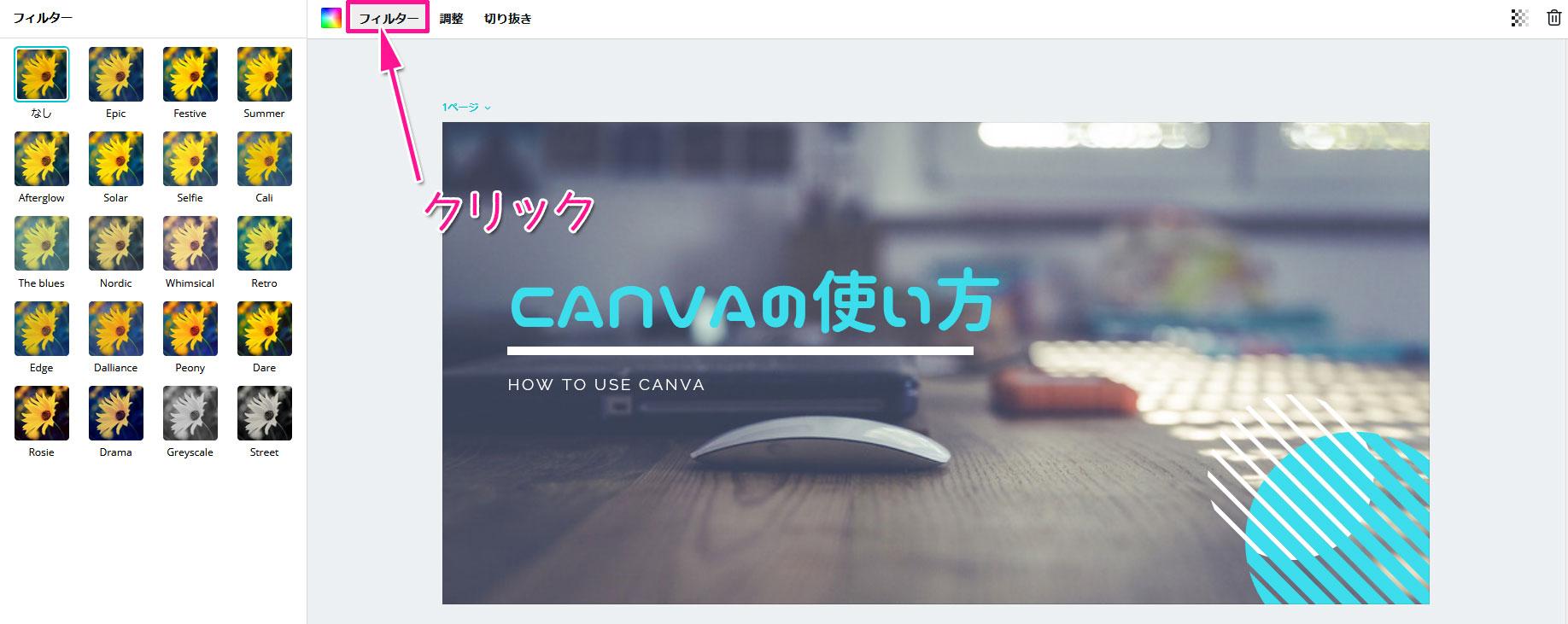 canva 使い方