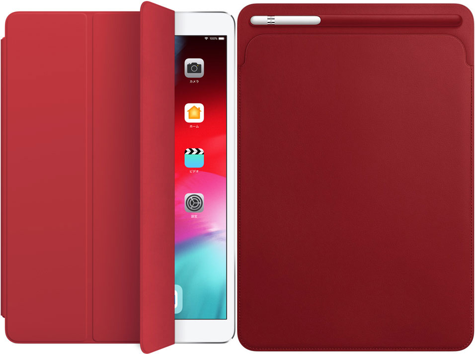 (PRODUCT)RED iPadケース