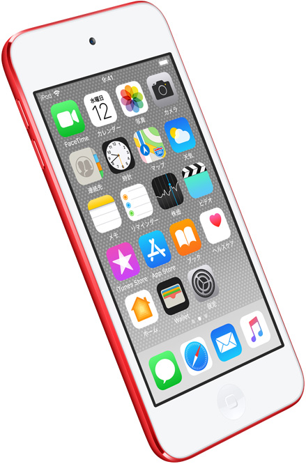 (PRODUCT)RED iPod touch