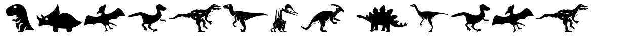Dinosaur Icons