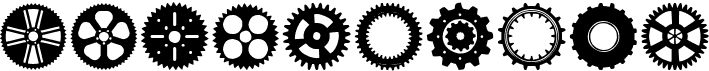 Gears Icons